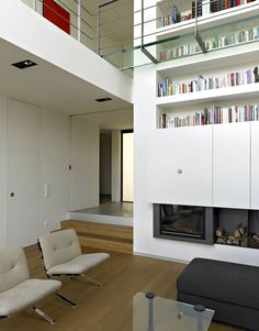 PPLB 0422, a Low Energy House in Town by STEINMETZDEMEYER Architectes Urbanistes | HomeDSGN