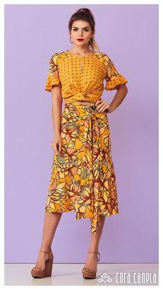 30857c058 255 melhores imagens de Saias fashion em 2019 | Feminine fashion ...