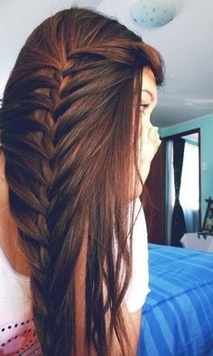 Braided Hairstyles for Long Hair and Medium Hair100