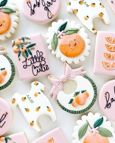 Baby Shower Gender Reveal, Baby Shower Themes, Baby Shower Decorations, Shower Ideas, Peach Baby Shower, Baby Boy Shower, Shower Orange, First Birthday Party Themes, Baby Birthday