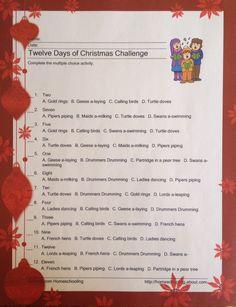 Christmas games ~~ know your carols Christmas Quiz, Christmas Trivia, Christmas Challenge, Christmas Party Games, Xmas Party, Christmas Activities, Christmas Printables, Family Christmas, Christmas Traditions