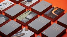 #RosendahlBerlin Monografien: Marcel Breuer, Le Corbusier, Charles & Ray Eames, Arne Jacobsen, Pierre Jeanneret, Charlotte Perriand, Jean Prouvé und Mart Stam