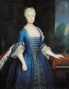Sophia Dorothea Maria of Brandenburg-Schwedt, née Prussia by ? (location unknown to gogm) | Grand Ladies | gogm