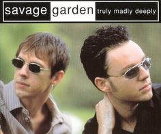 Savage Garden - Truly Madly Deeply - iUS_Cipaa's version recorded by and on Smule. Sing with lyrics to your favorite karaoke songs. I Love Music, My Music, Best Love Songs, Savage Garden, Free Music Streaming, Vanessa Williams, Truly Madly Deeply, Karaoke Songs, First Dance