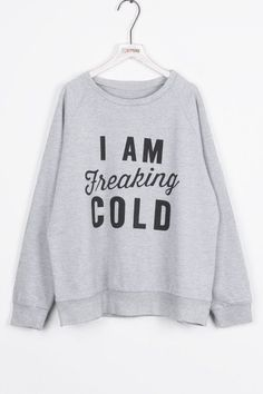 Crack a cold one and chill. Product Code: CSY336 Details: Letter printing Raglansleeve Comfy and soft Regularwash Fabric:75%Polyester,25%Cotton Reference:mod