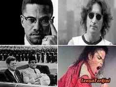 5 Orang Terkenal Yang Mati di Tangan Iluminati
