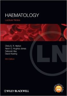 FREE MEDICAL BOOKS: Lecture Notes Haematology , 9th Edition