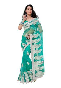 Designer #Party Wear #Saree