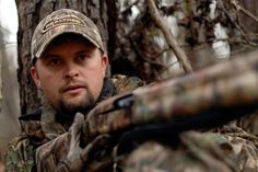 """Michael Waddell.. he is the absolute best hunter ever, he is the """"bone collector"""" and he lives for realtree!!"""
