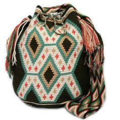 Tapestry Bag, Tapestry Crochet, Mochila Crochet, Bohemian Bag, Crocheted Bags, Bucket Bag, Backpacks, Purses, Amazon