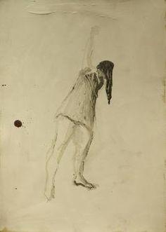 "Saatchi Art Artist Marta Zamarska; Drawing, ""Modern Dance XXXII"" #art"