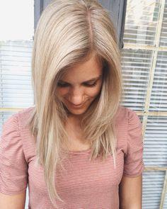Beige blonde •• Ash blonde •• Cool blonde