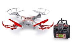 Striker 2.4GHz 4.5CH Camera RC Spy Drone $64.99 Was $169.99 - http://www.pinchingyourpennies.com/striker-2-4ghz-4-5ch-camera-rc-spy-drone-64-99-was-169-99/ #Drone