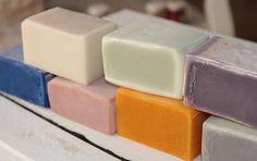 laundry soap natural colorants