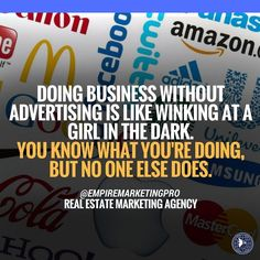 empiremarketingpro🏡🔥GET YOUR FREE REPORT ON YOUR ONLINE PRESENCE LINK IN BIO @empiremarketingpro🔥 👉Doing business without advertising is like winking at a girl in the dark. You know what you're doing but no one else does. empiremarketingpro#RealEstate #Realtor #Realty #Broker #ForSale #NewHome #HouseHunting #MillionDollarListing #HomeSale #HomesForSale #Property #Properties #Investment #Home #Housing #Listing #Mortgage #HomeInspection #CreditReport #CreditScore #Foreclosure #NAR…