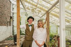 A 1920's speakeasy themed wedding in a traditional canvas pole marquee at Newburgh Priory by York Wedding Photographers Paul Joseph Photography - www.pauljosephphotography.co.uk