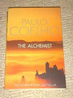 The Alchemist book by Paulo Coelho (Paperback) #rozasebay #ebay #ebayuk