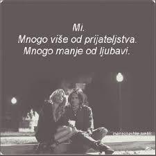 Volim te ljubavi stihovi