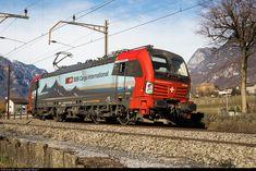 Net Photo: 193 464 SBB 193 at Claro, Switzerland by Georg Trüb Swiss Railways, Locomotive, German, Journey, Europe, Levitate, Deutsch, German Language, Locs