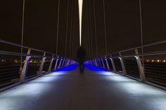 speirs and major associates: infinity bridge