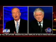 Ted Koppel telling O'Reilly he's ruined political journalism in America is fun to watch
