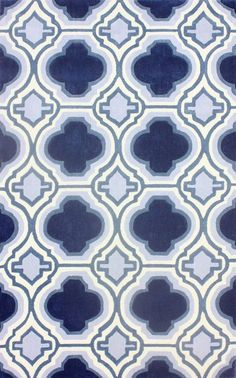 nuLOOM Hand-tufted Modern Marrakesh Trellis Blue Rug x Plush Area Rugs, Trellis Rug, Natural Fiber Rugs, Pillow Fabric, Rugs Usa, Hand Tufted Rugs, Modern Area Rugs, Floor Decor, Contemporary Rugs