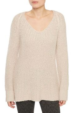 SEQUOIA V-NECK SWEATER #stye #fashion #trend #onlineshop #shoptagr