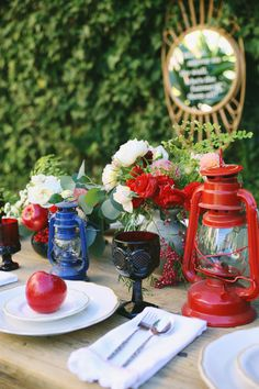 Once Upon A Time: Snow White Birthday Bash: Photography : Merrily Roberts Photography - http://www.merrilyphoto.com/