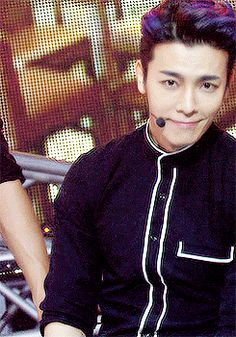 From cute to hot in one second #onlyleedonghae