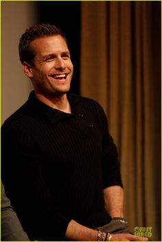 Gabriel Macht (Harvey Specter in Suits) for you Mom :) @Mary Woodis