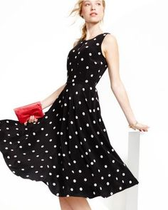 Dottie Surplice Dress  this looks great I like this dress in style, material, and shape.