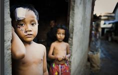 Understanding child trafficking in Cambodia. Don't look at the big ugly picture but instead look at our BIG God!
