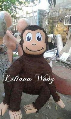 Piñata Jorge el Travieso