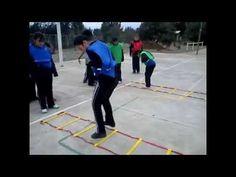 Educación Fisica Coordinación - YouTube