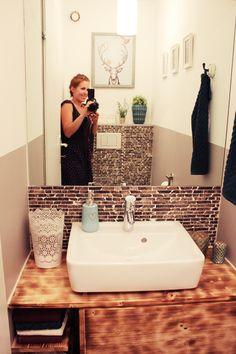 Toilette, WC, DIY, Umbau