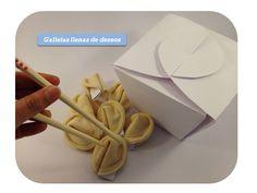 """galletas de los deseos_I do proyect_8Manual DIY: """"Galletitas de la fortuna por I do proyect"""""""