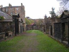 The Covenanters Prison Greyfriars Edinburgh