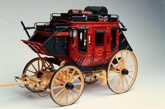 Concord Stagecoach - The Scale Model Horse Drawn Vehicle Forum