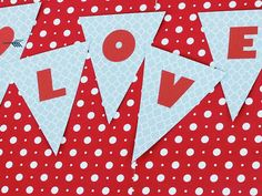 Say whatever you want in bold letters this Valentine's Day! Download the free printable here >> http://www.diynetwork.com/decorating/diy-valentine-cards-gift-tags-banners-and-treat-bags-for-kids/pictures/index.html?soc=pinterest#