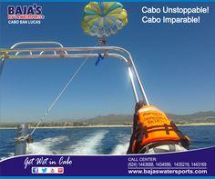 Baja´s Atv´s & Watersports / Parasailing  #CaboStrong #LosCabos #Bajaswatersports #Watersports