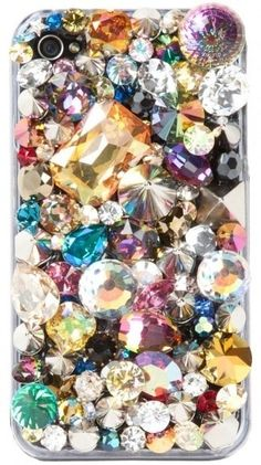 Sparkly phone case ! Love it and need it