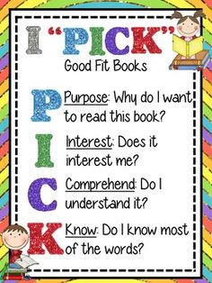 "I ""PICK"" posters"
