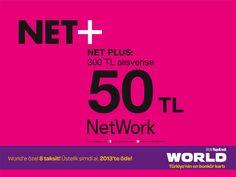 NetWork'ten Yeni Sezon Alışverişlerinizde 50 TL Hediye Çeki Fırsatı