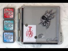 10 Tips for the Tonic Tim Holtz Stamp Platform ~ video tutorial by Alexandra Stapleton-Smith Card Making Tips, Card Making Techniques, Making Ideas, Art Techniques, Tim Holtz Stamping Platform, Craft Stick Crafts, Paper Crafts, Tim Holtz Dies, Tim Holtz Stamps