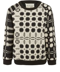 Ace & Jig Coverlet Quilted Sweatshirt | Liberty London Exclusive!