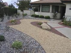 xeriscape landscape hardscape southern california - - Yahoo Image Search Results