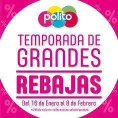 Buscando #RopaInfantil  ? en Tienda #Polito están en TEMPORADA DE GRANDES #REBAJAS Te esperamos !!! Alamedas Centro Comercial #Piensaenti