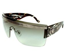 4b27400406b1 Versace Sunglasses VE 2130 1001 11 Acetate plastic Mix Gradient Grey Versace.   162.49.