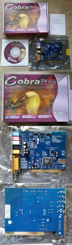 AW850 COBRA SOUND CARD WINDOWS XP DRIVER