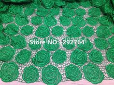 Free shipping! TS662  Wholesale price  5 yards high  Cupion / Guipure lace fabric 100% polyester